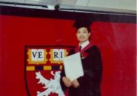 Graduating with MD degree (magna cum laude) from Harvard & MIT