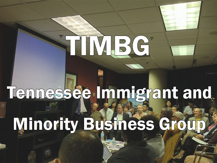Tennessee Immigrant and Minority Business Group