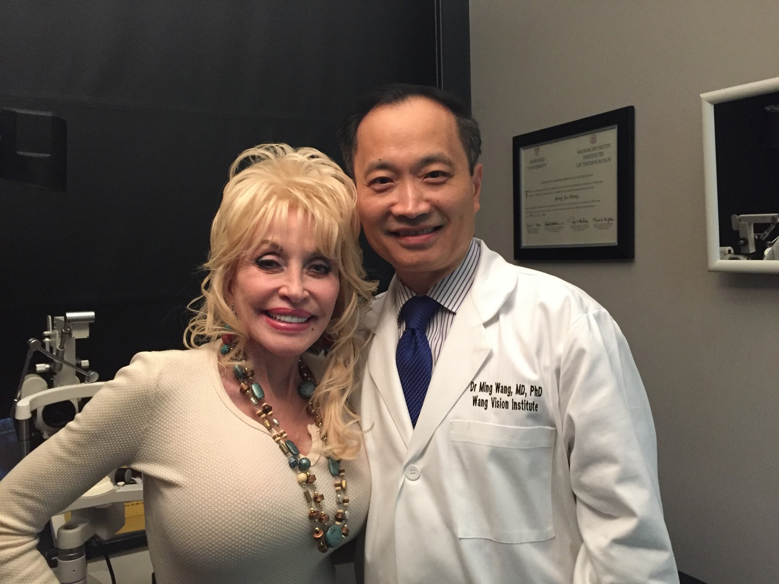 Celebrity patient Dolly Parton_2